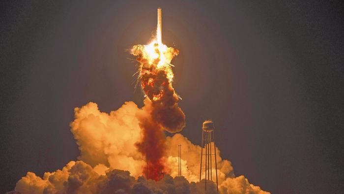 nasa rocket failure - photo #3