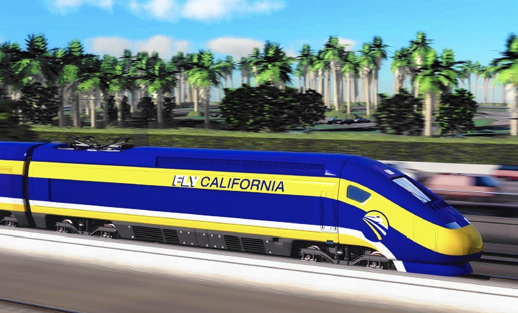 After two-year delay, construction on California's bullet train is set to start