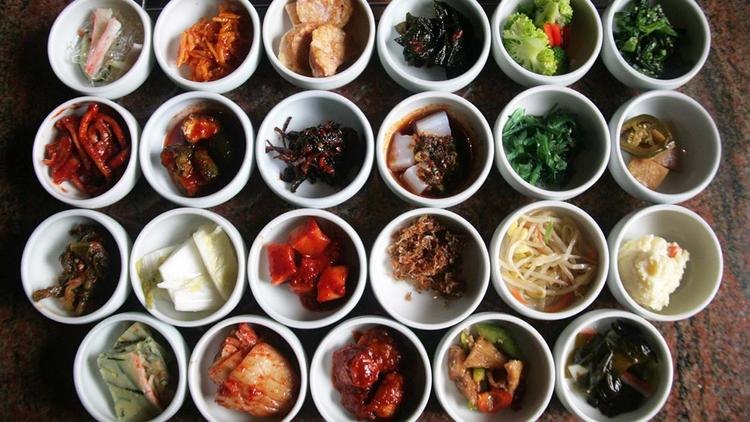 Banchan at Genwa