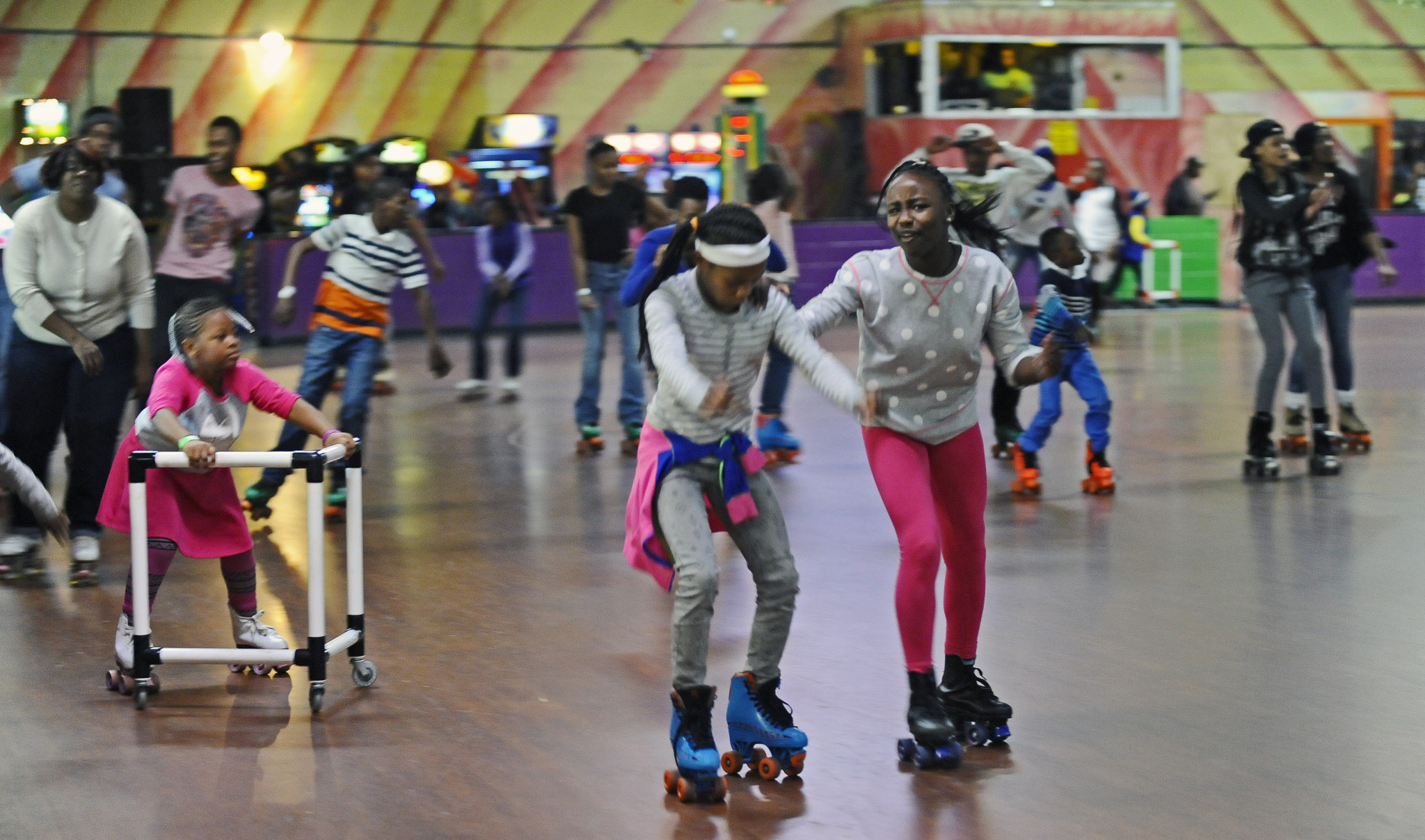 Roller skating rink in maryland - Ex Colt S Dream Lives On Shake And Bake Center Overcomes Financial Troubles To Serve Thousands Baltimore Sun