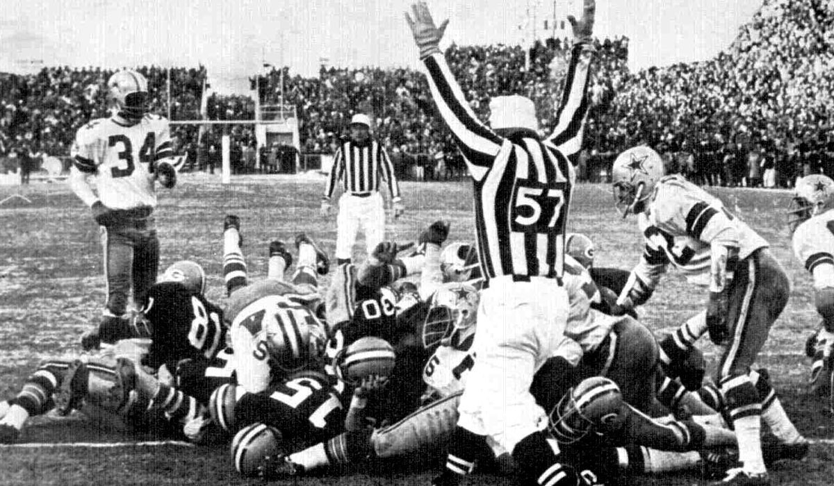 Green Bay's memories of 1967's Ice Bowl with Dallas are ...