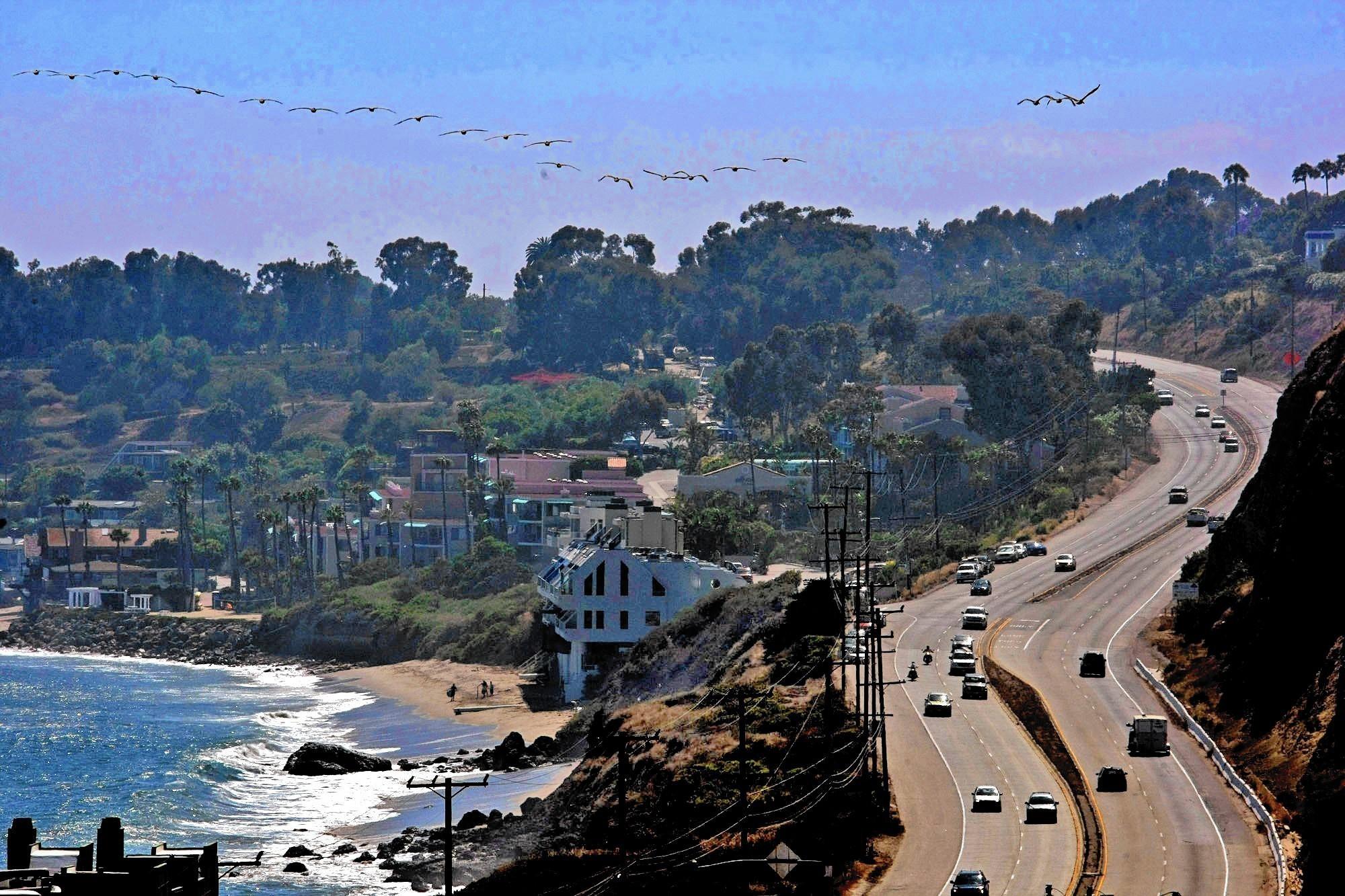 Malibu Landowners Sue City To Block Measure R Enforcement on Costa Mesa Ca Real Estate