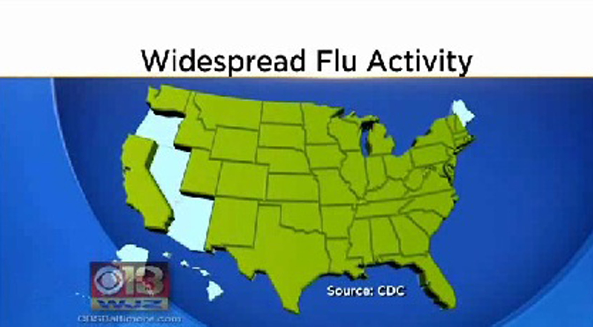 Flu is becoming widespread throughout Md US Baltimore Sun
