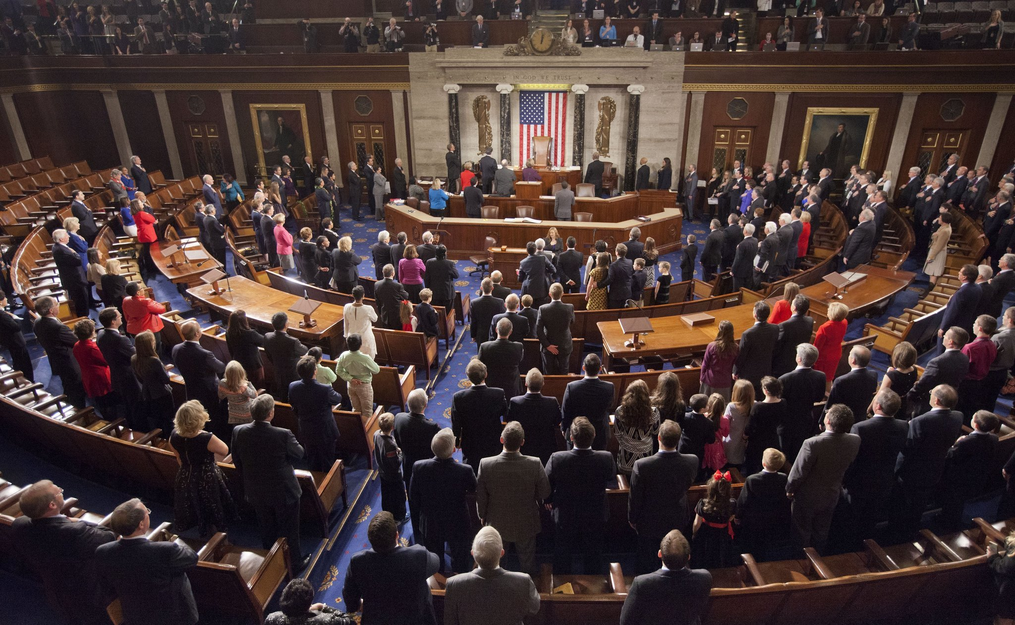 Image result for BREAKING: 50 Congressional Members