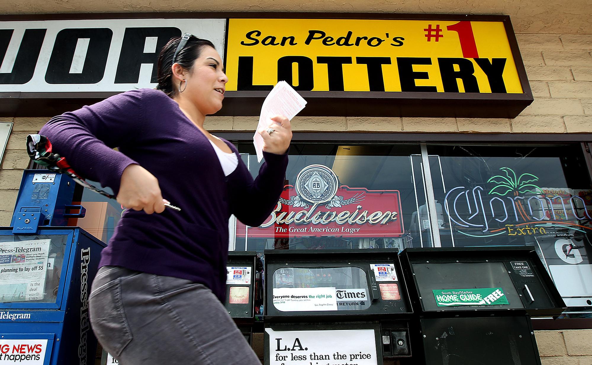 ca lottery mega millions powerball tuesday