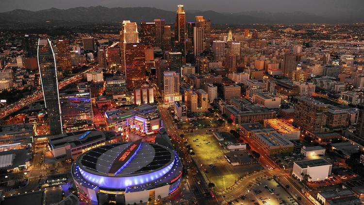 L.A. County office market improves
