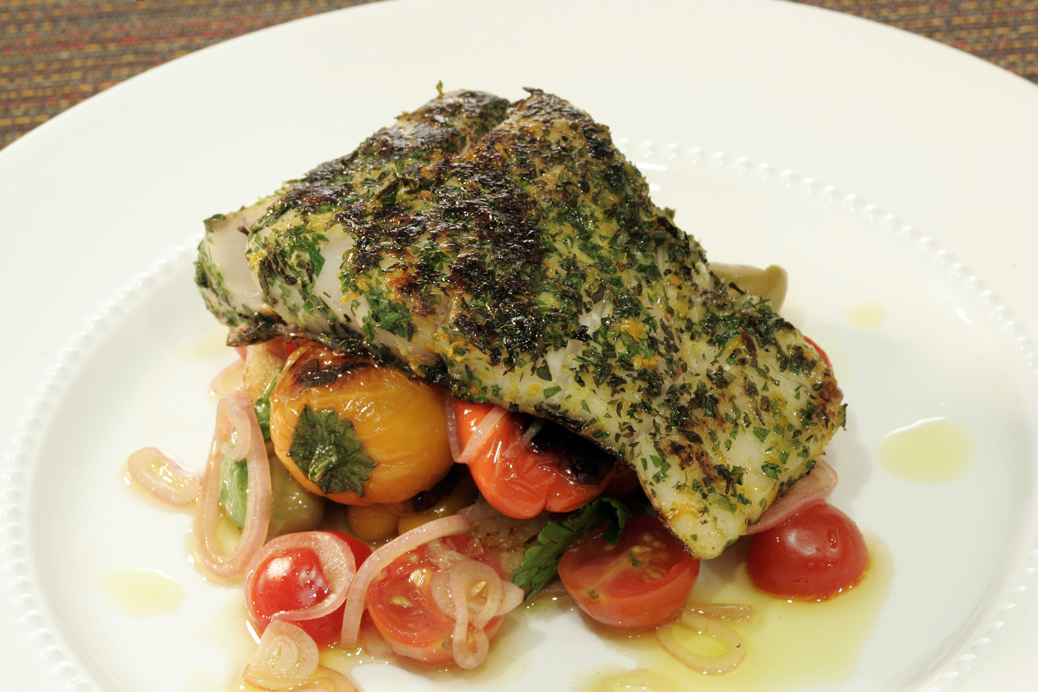 Easy dinner recipes snapper swordfish and more fish for Fish meal ideas