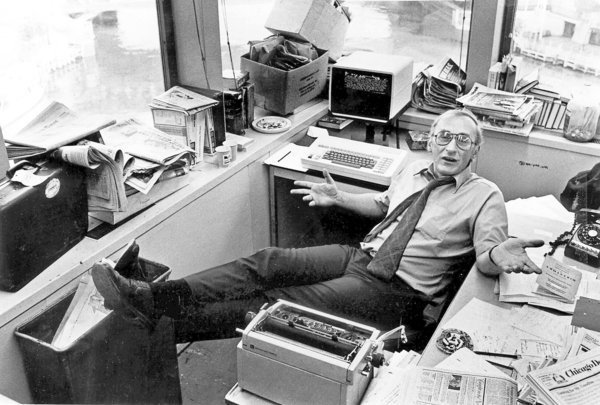 mike royko essays Mike royko was the pulitzer prize-winning equivalent of grammy award-winner  randy newman or, if you prefer, randy newman is the.