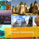 Unique travel destinations