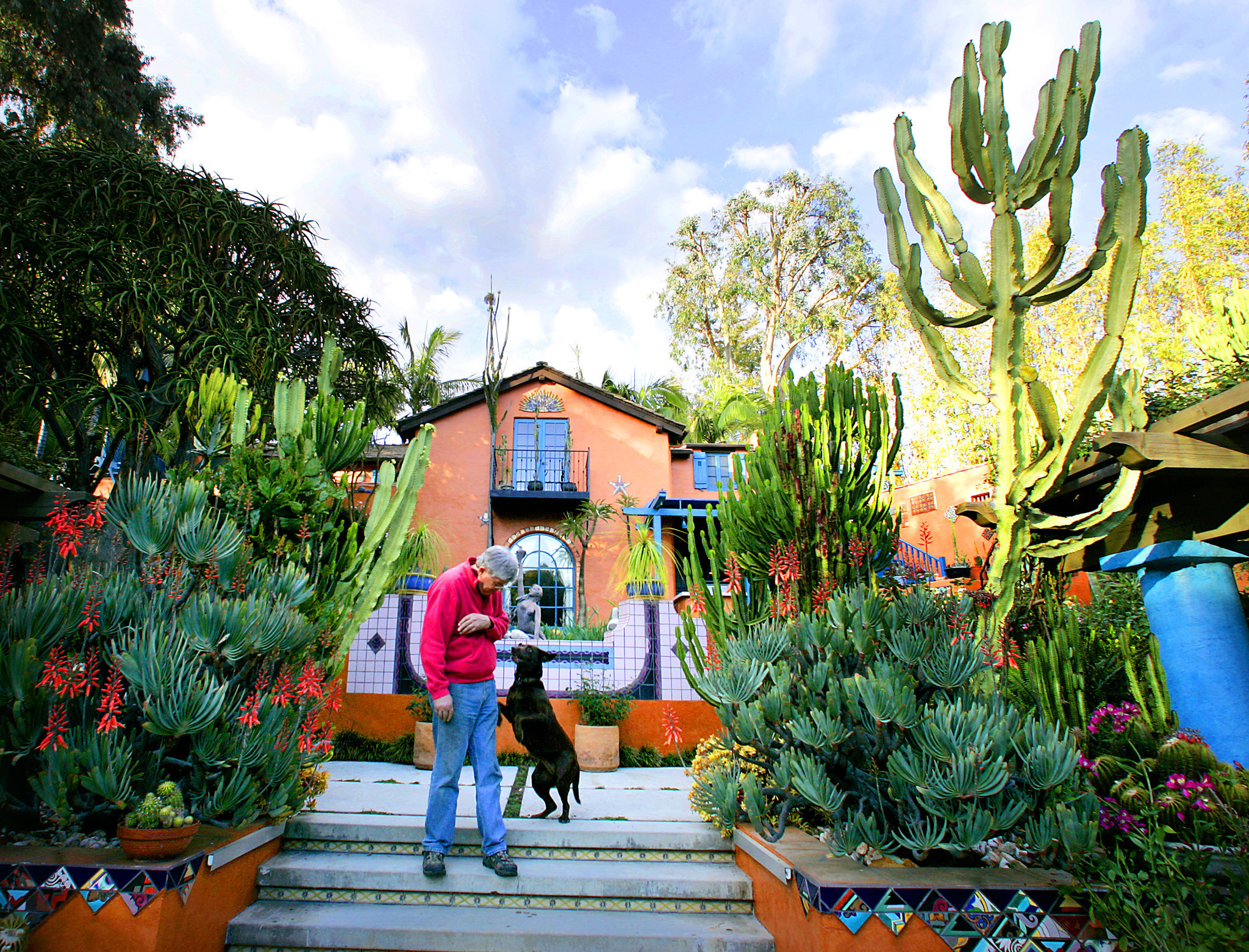 Spanish Style Homes how spanish style suits sunny socal living - la times