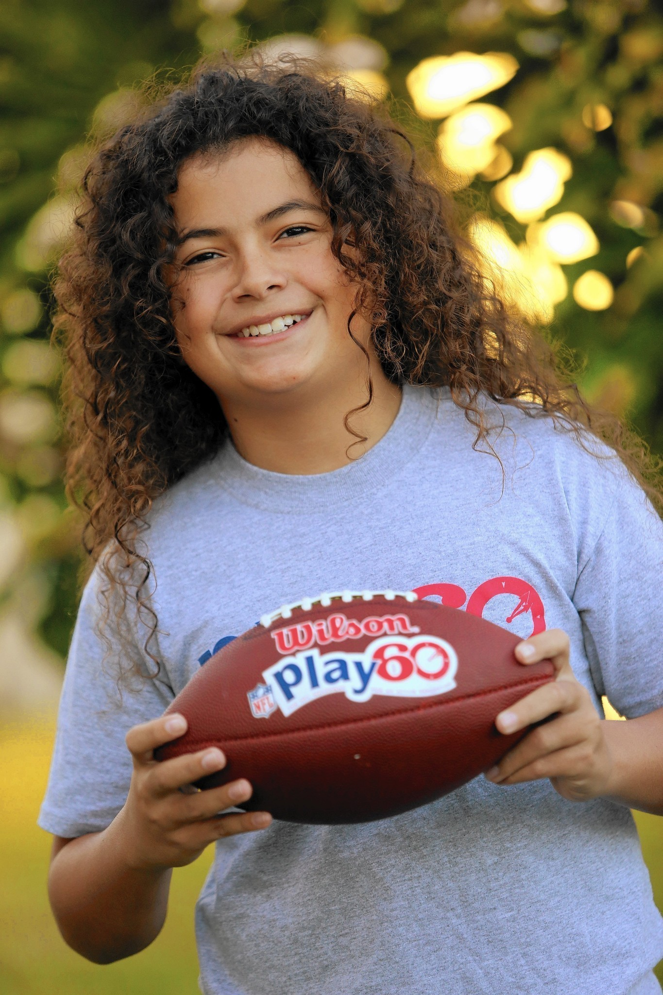 Nfl Play  Super Kid Contest