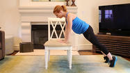 Try This!: 'Baby burpees' a great pregnancy exercise option