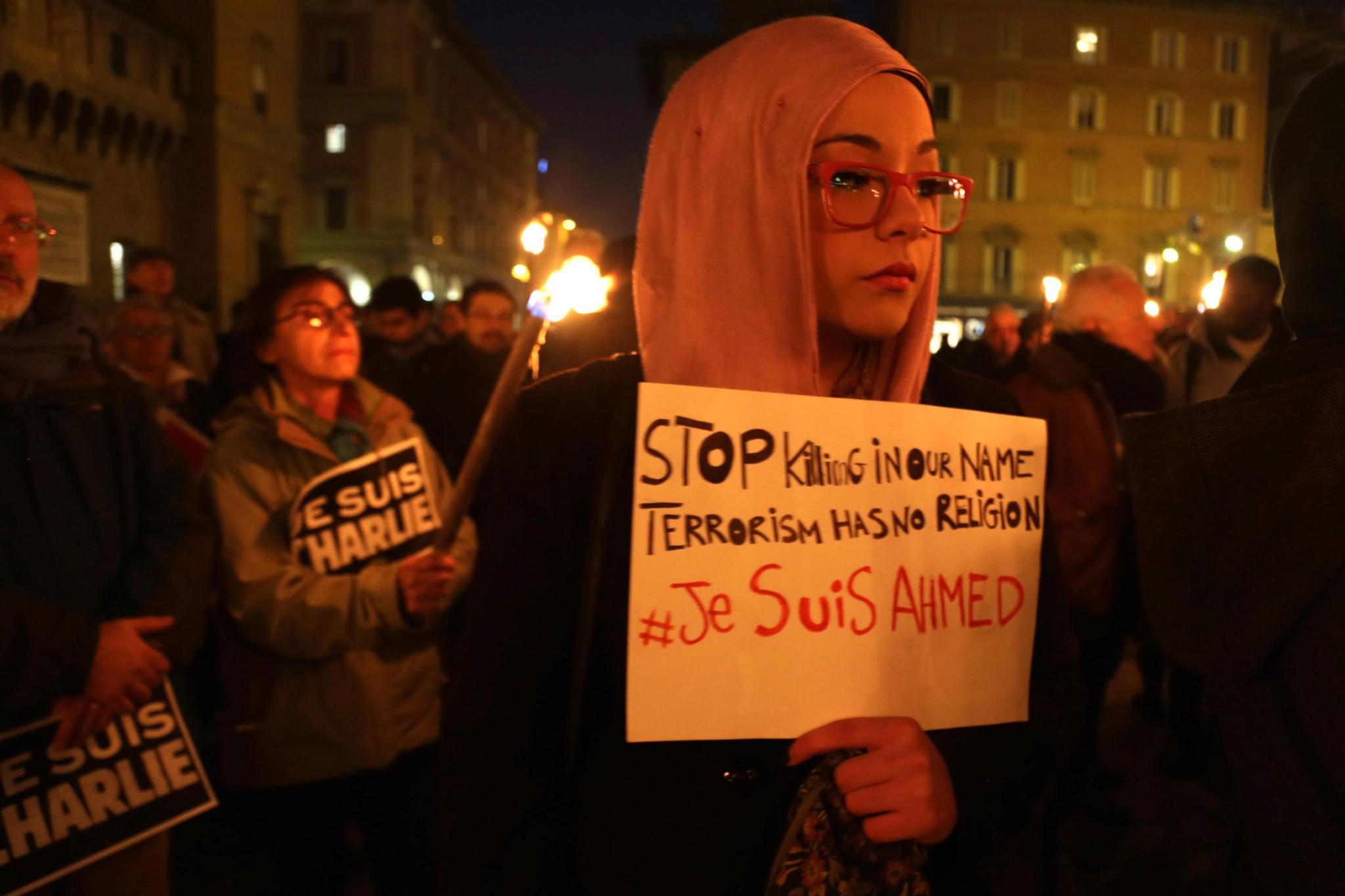 Pelajaran dari Paris: Je Suis Charlie, Je Suis Ahmed