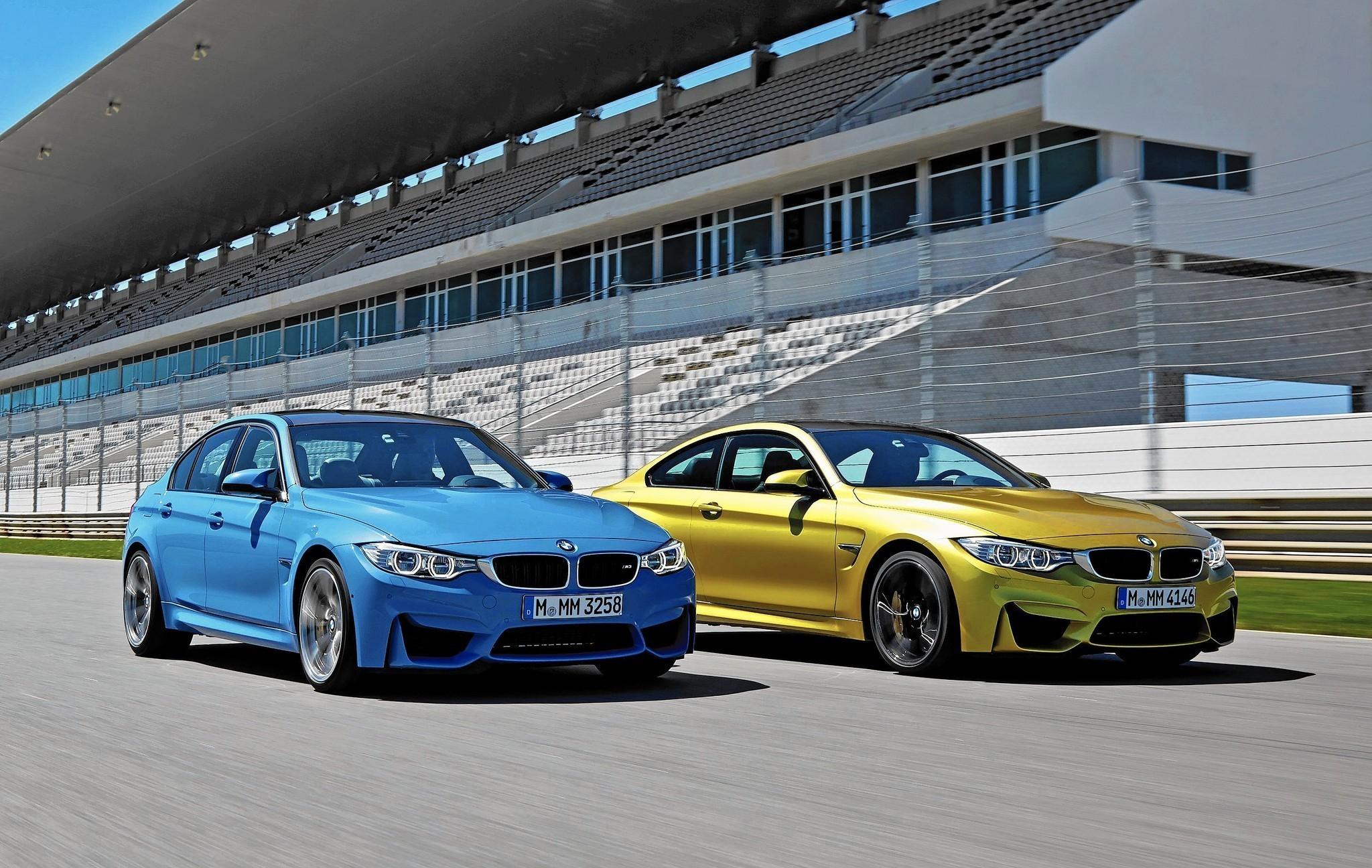 Review BMW M3 sedan is more functional and fun than its twodoor