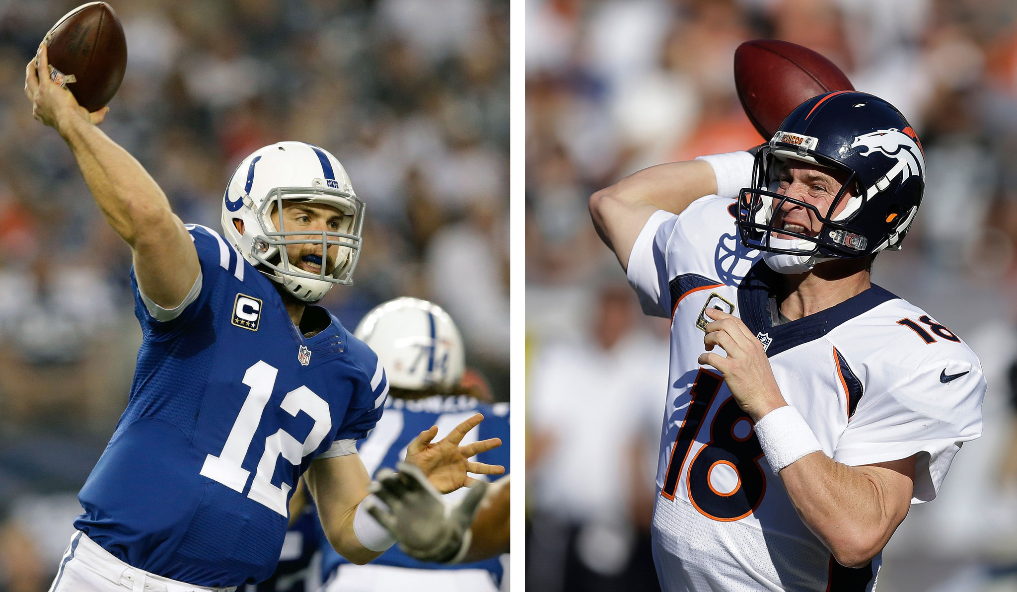 AFC playoff preview: Colts at Broncos
