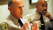 Sheriff's Dept. higher-ups now appear to be targets in jails inquiry