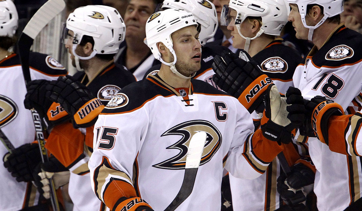 Ducks' Ryan Getzlaf Selected To NHL All-Star Game