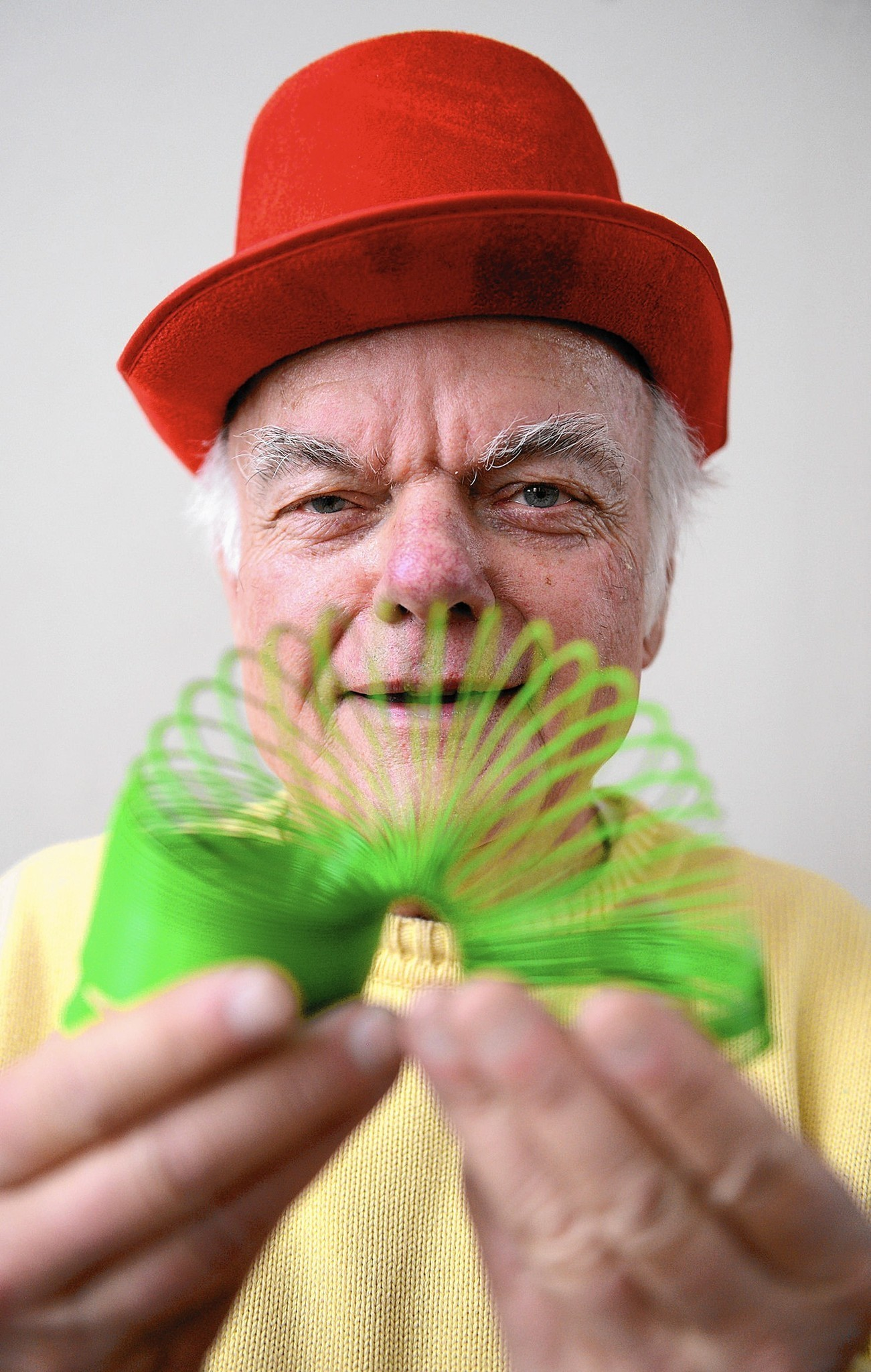 The Slinky & Other Toys @ Abington Community Library