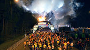 Pictures: Walt Disney World Marathon 2015