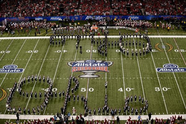 Ohio State band