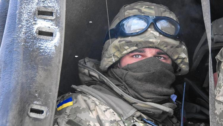 Fighting in eastern Ukraine