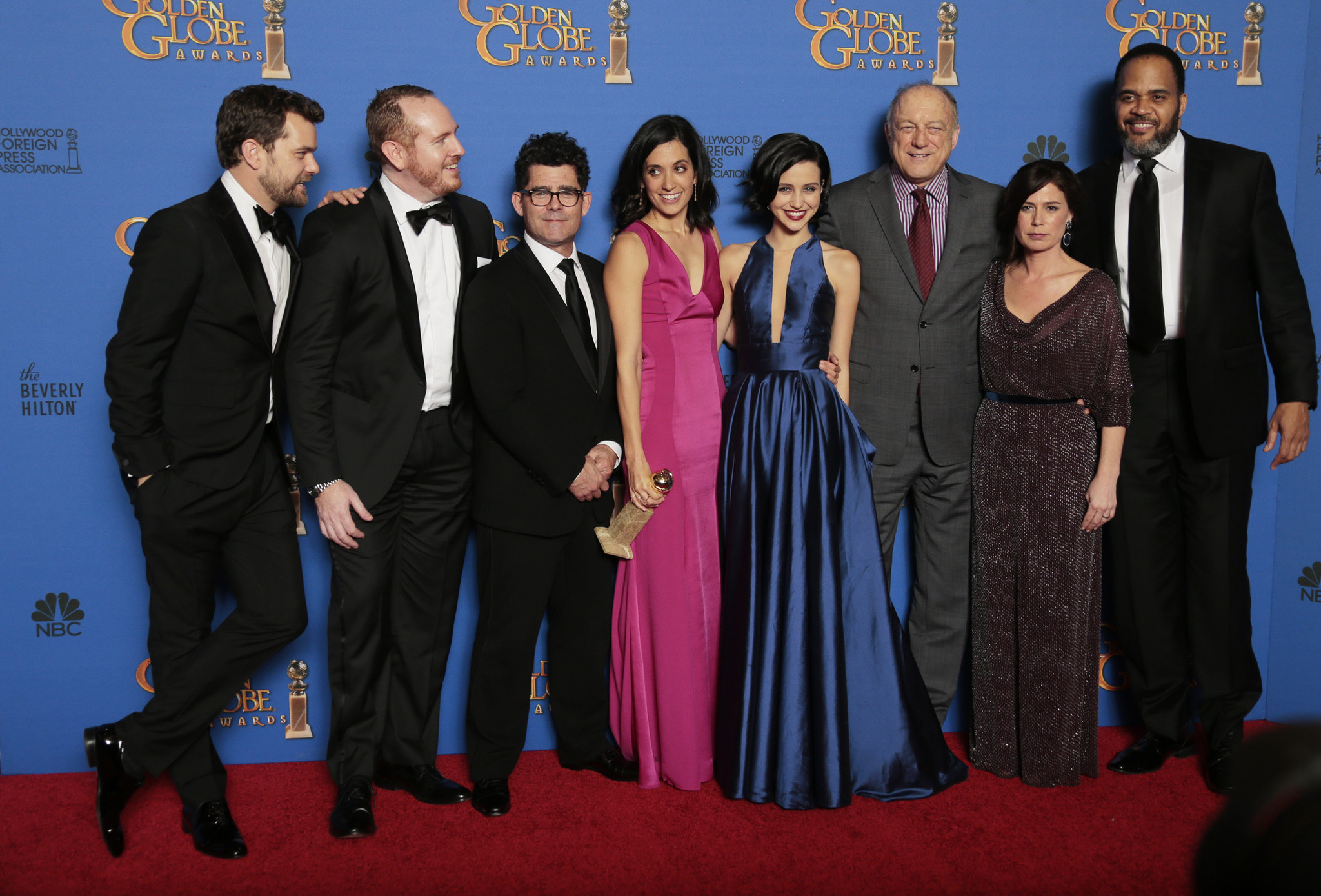 Golden Globes 2015 The Affair Wins For Tv Drama Series