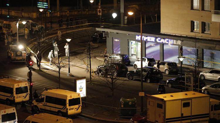 Paris terror probe