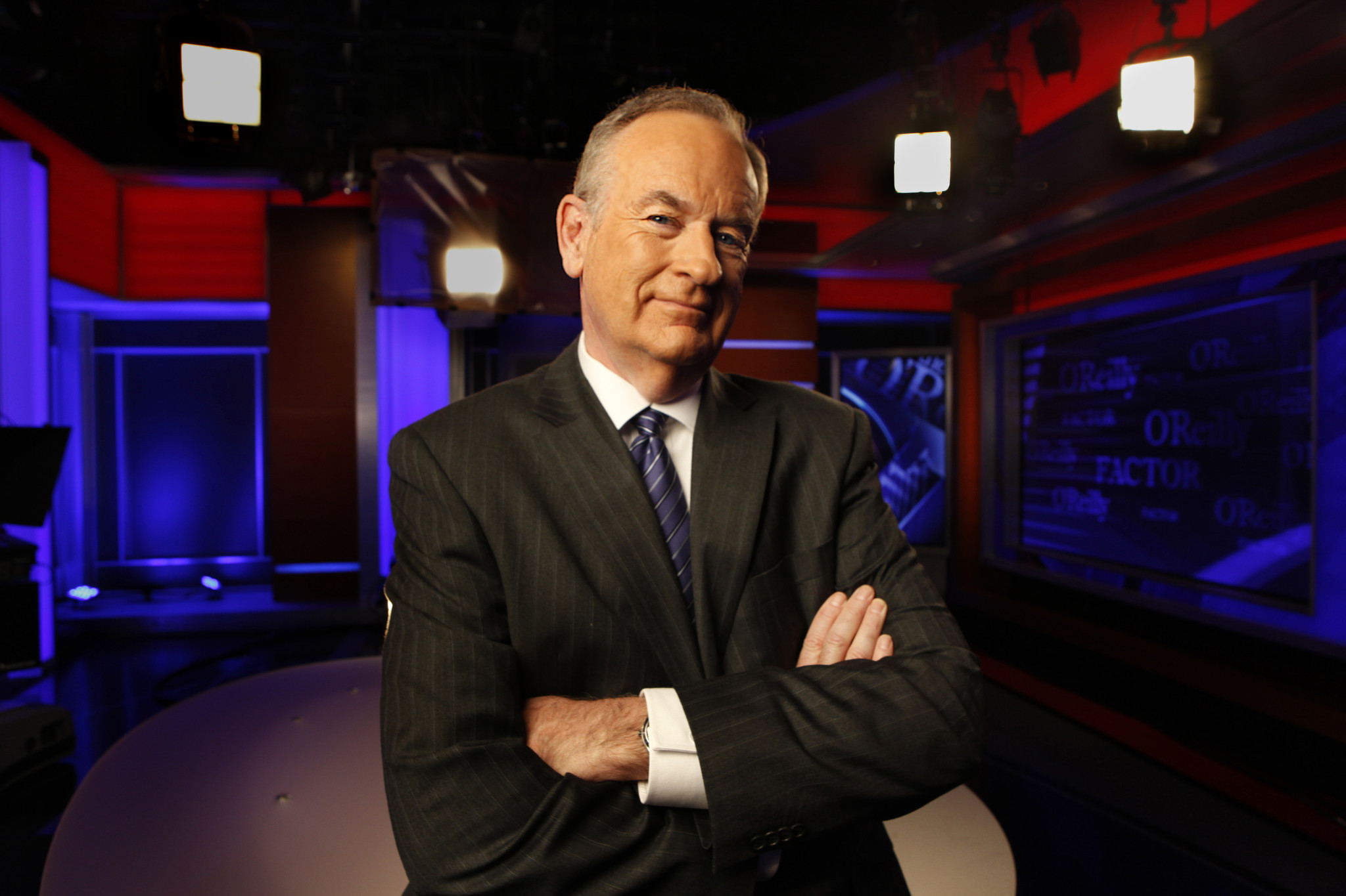 Bill O'Reilly's on Sean Hannity's Fox News Show
