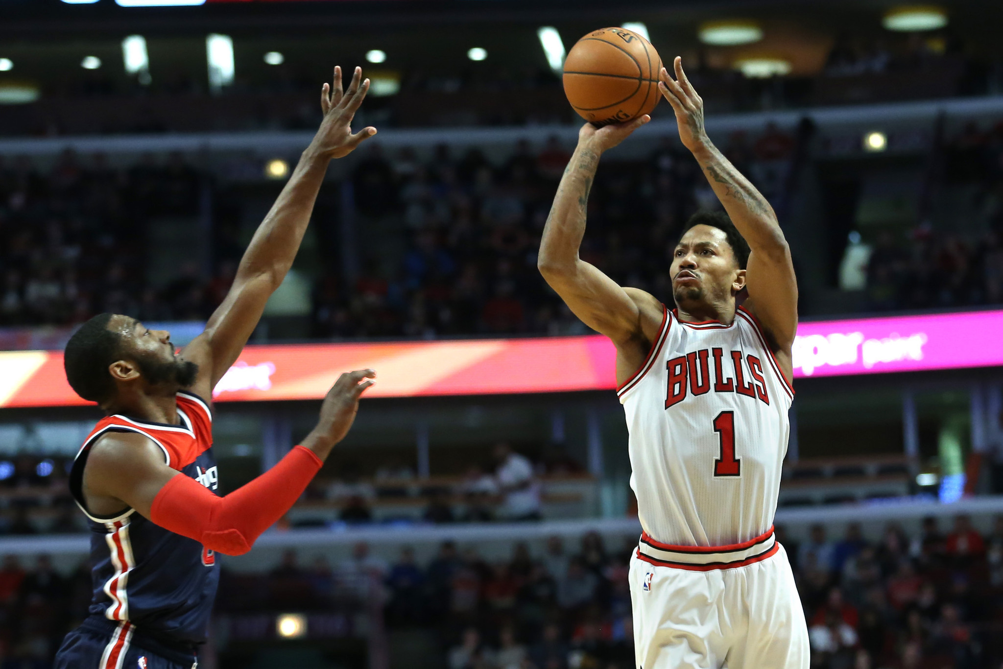 3-pointers: Breaking down Bulls' loss to Wizards