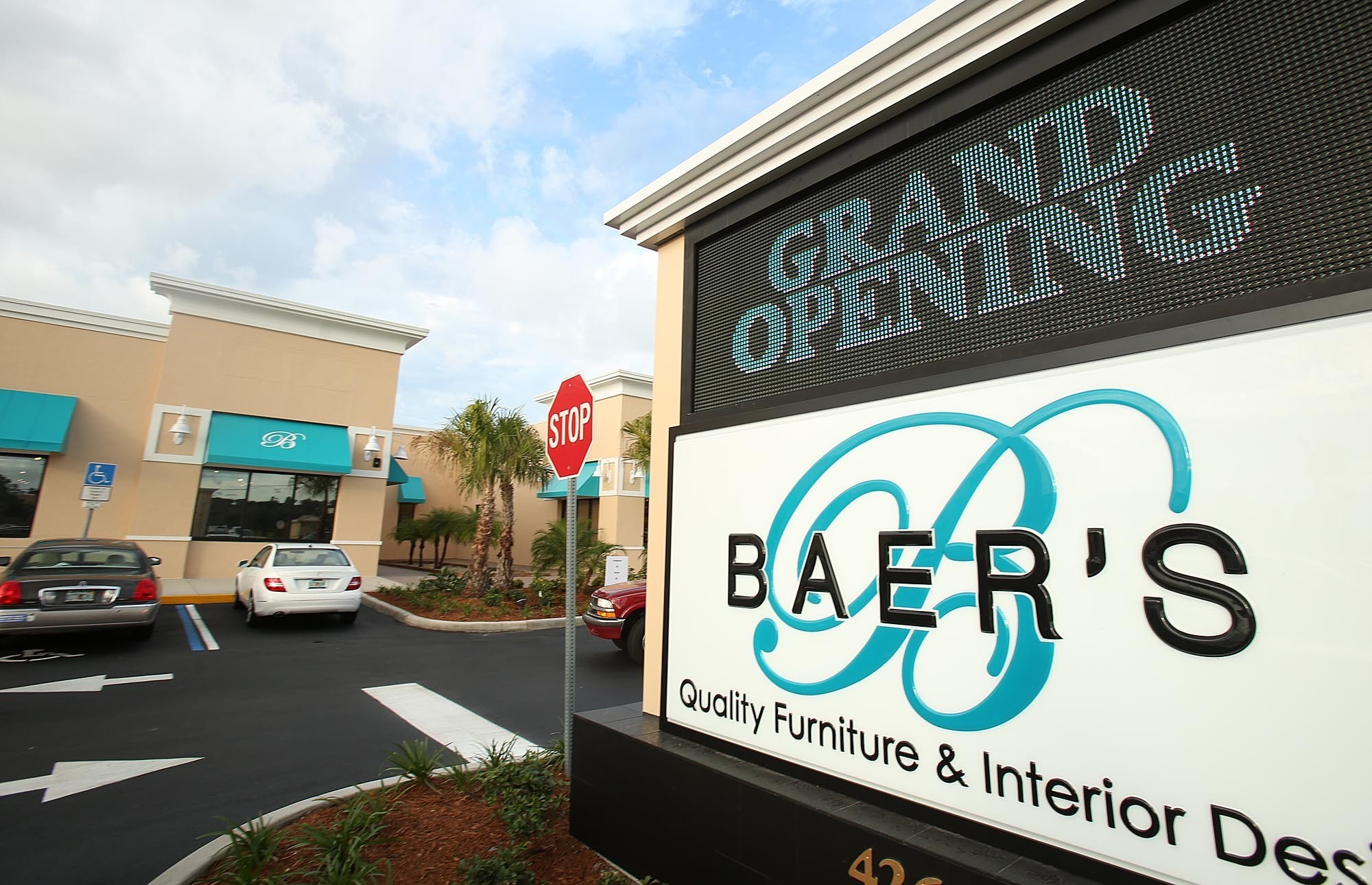Baer 39 s furniture opening store in central florida for K furniture mall karur