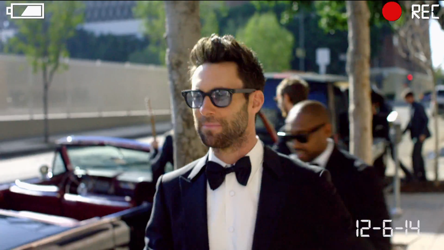 Maroon 5 Crashes Weddings For New Music Video