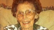 Elsa Anna Peterson<br/>August 29, 1919 - January 3, 2015