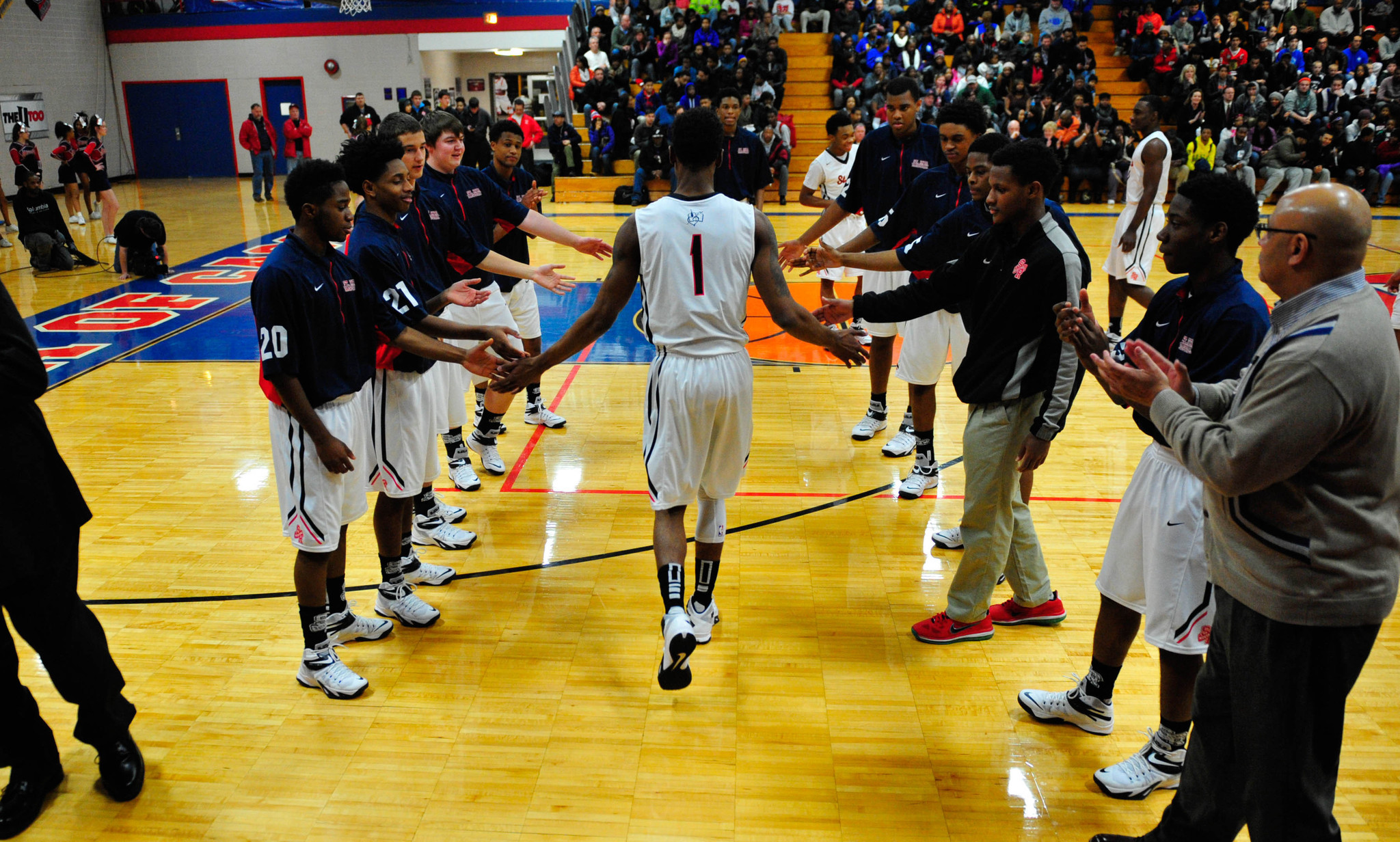 Boys Basketball St Rita Stings Brother Rice 79 47