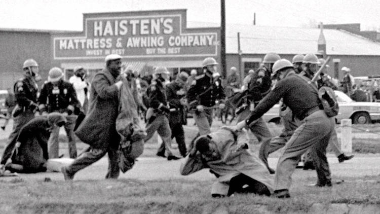 """Bloody Sunday"" in Selma, Ala."