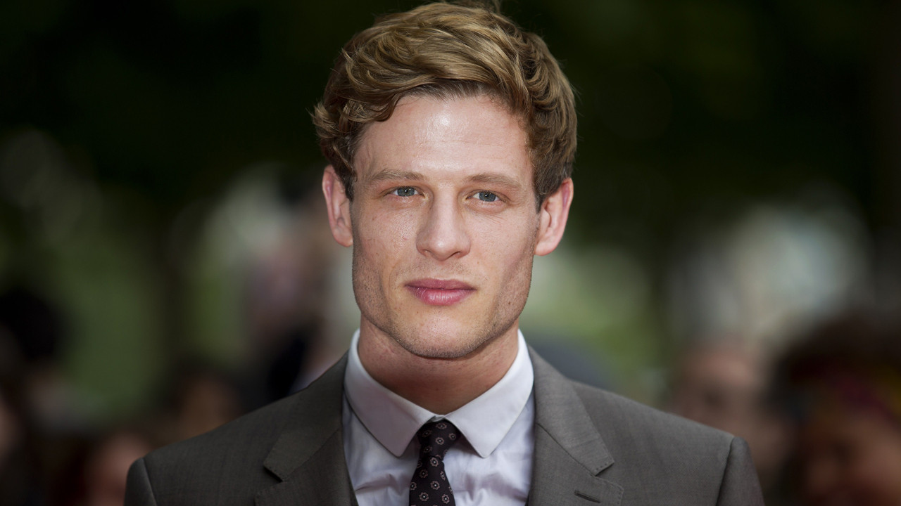 Quickfire Round With Grantchester Star James Norton