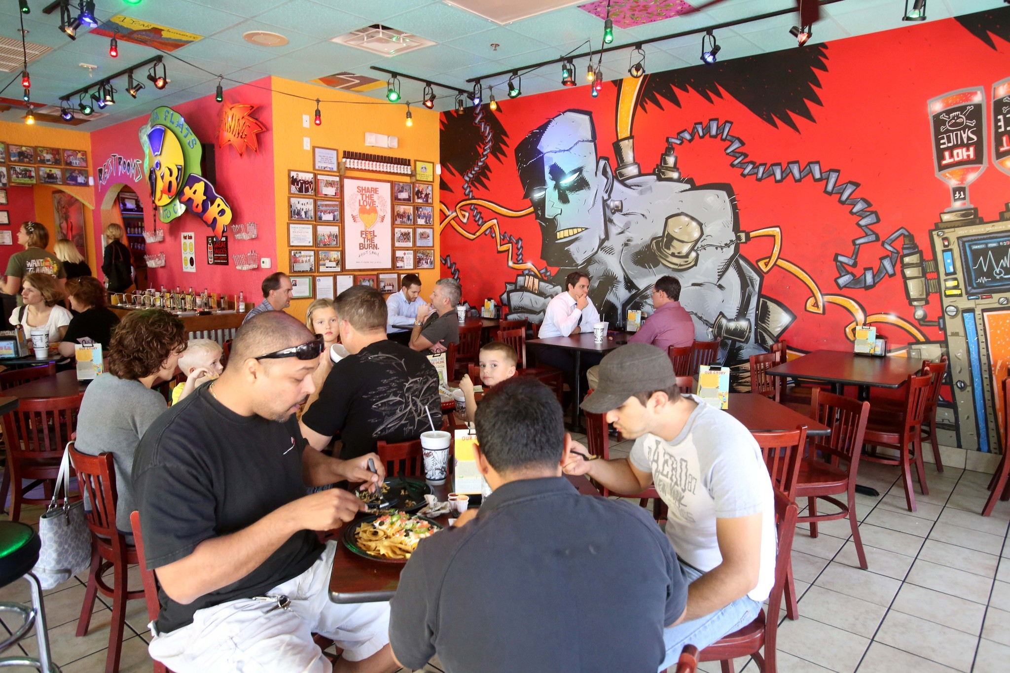 Tijuana Flats Grows In 2014 With Nine New Restaurants Orlando Sentinel
