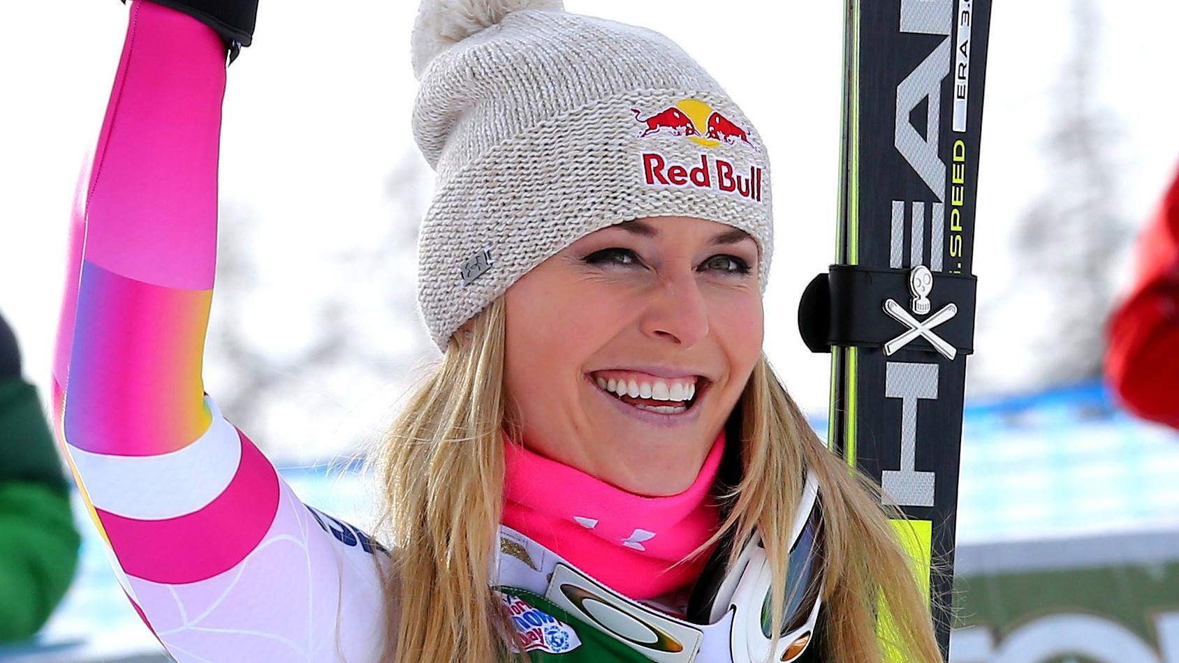 Now that Lindsey Vonn has set the record for World Cup wins in skiing ...