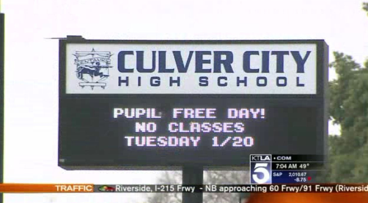 Culver City High Football Players Raped Freshman on Campus: Lawsuit