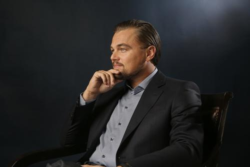 """Nominated for: lead actor Oscar for his role in """"The Wolf of Wall Street,"""" 2014 