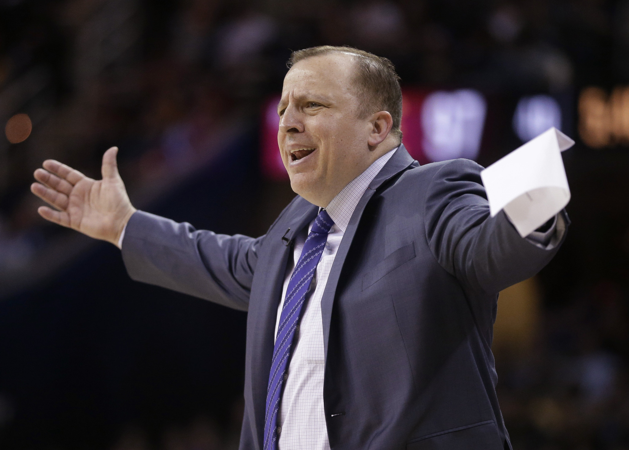 Image result for tom thibodeau