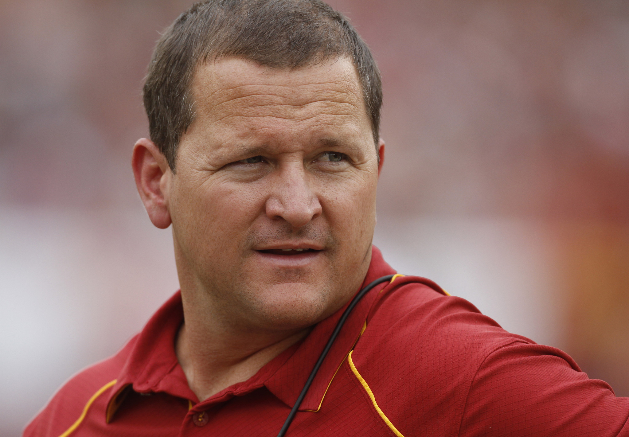 Former Usc Player Assistant Joe Barry Hired As Redskins