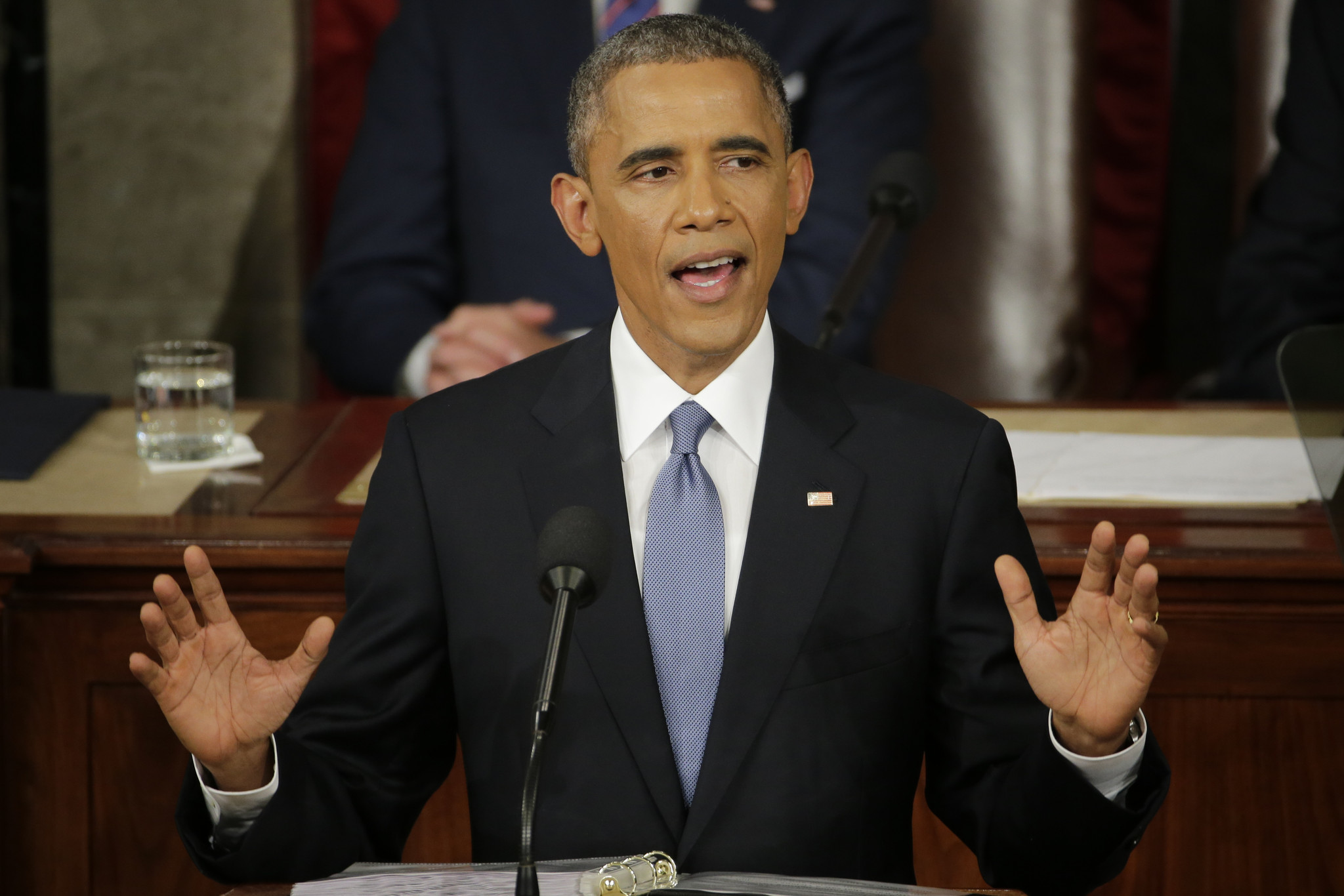 a review of president barrack obamas state of the union address President barack obama state of the union address critique  america on the current state of the union the president enlightened  barrack obama was born.