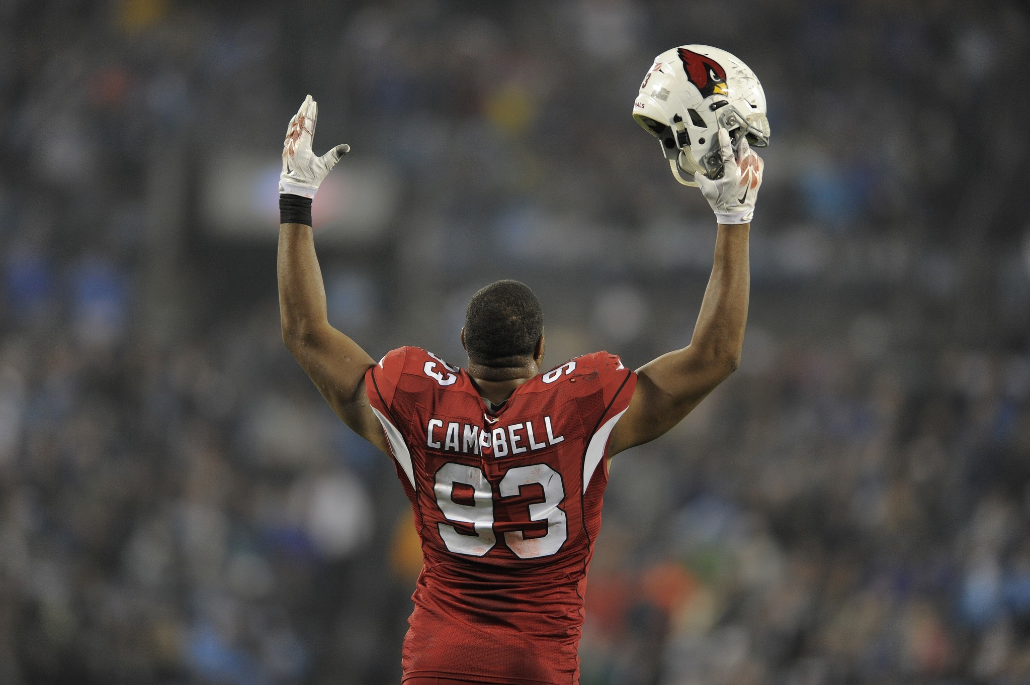 Cardinals DE Calais Campbell makes $1 6 million donation to UM