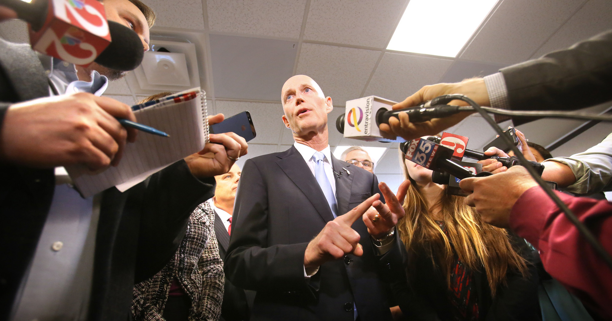 Atwater: The FDLE Scandal Comes To The Florida Cabinet   Sun Sentinel