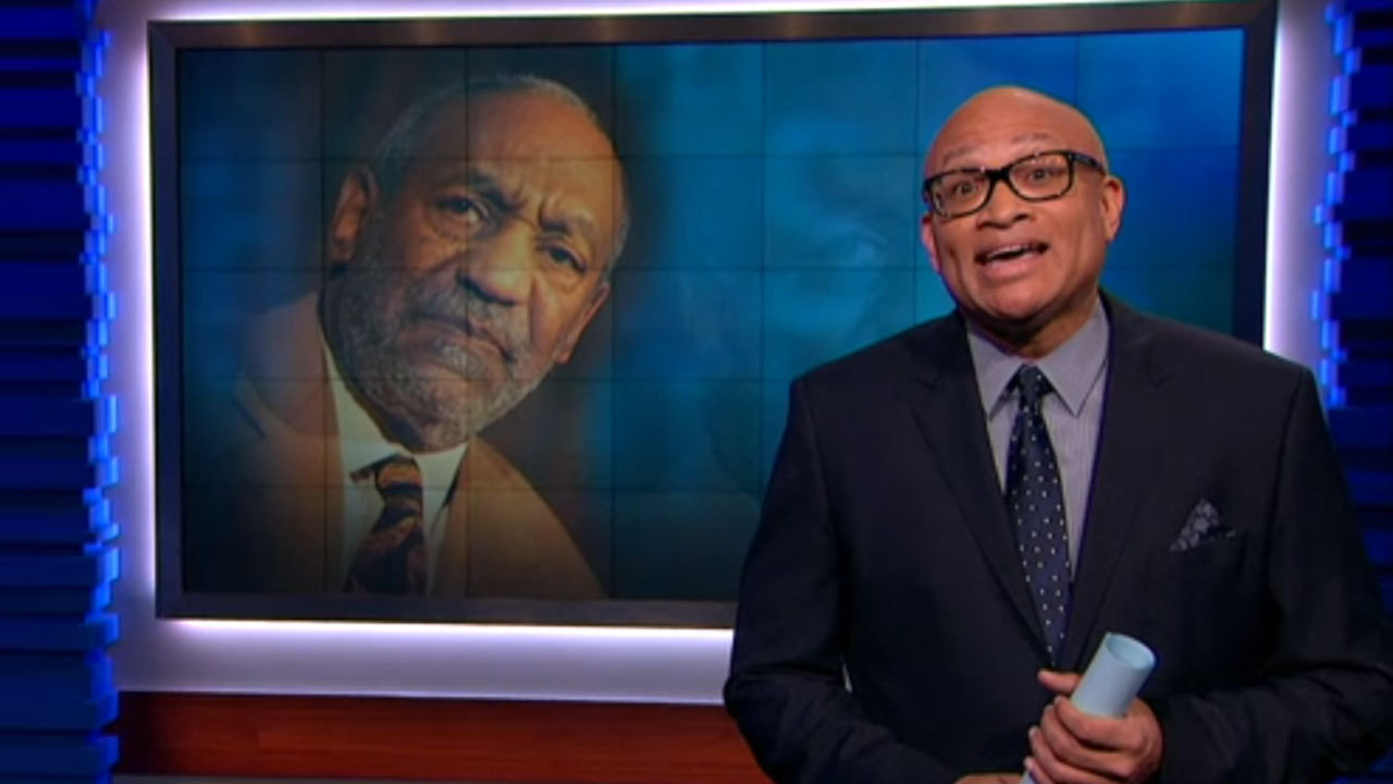 Larry Wilmore dives into the Bill Cosby controversy on 2nd night - LA Times
