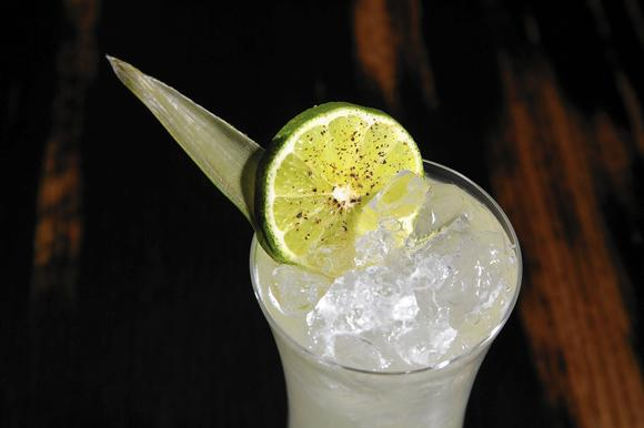 Little Bad Wolf's El Chupacabra is a cocktail named after a mythical ...