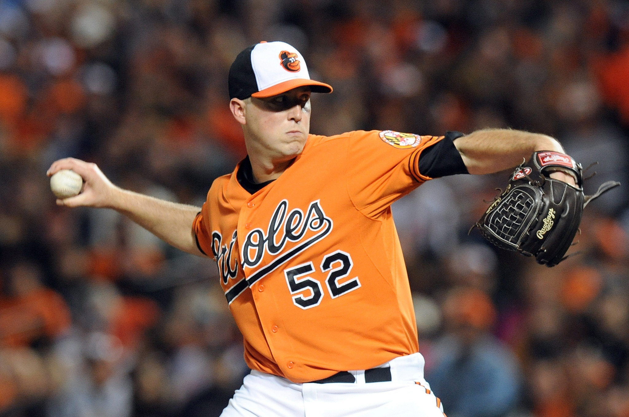 Orioles agree to terms with Steve Johnson on minor league deal