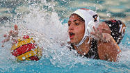Photo Gallery: Glendale vs. Burroughs Pacific League girls water polo