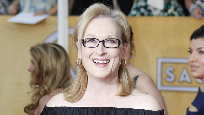 Meryl Streep: Career in pictures