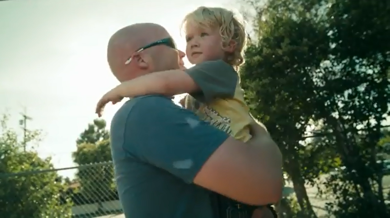 From YouTube: 'Real men care' Dove ad | Video